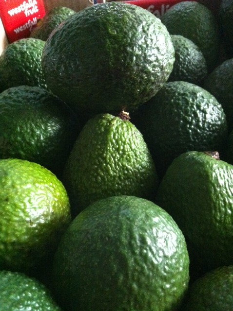 THE GOODNESS OF AVOCADOS