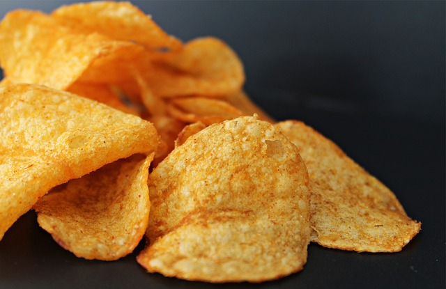 POTATO CHIPS ARE GOOD FOR YOU!