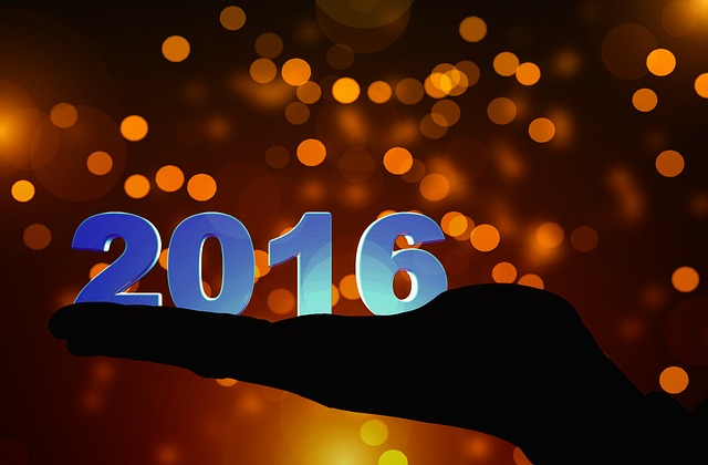 AT THE CLOSE OF THE YEAR, HELLO 2016!