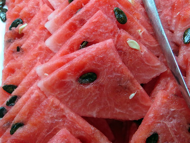 STOP HEADACHES WITH WATERMELON